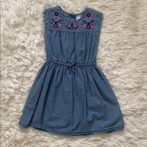 Carter's toddler girls dress size 5T